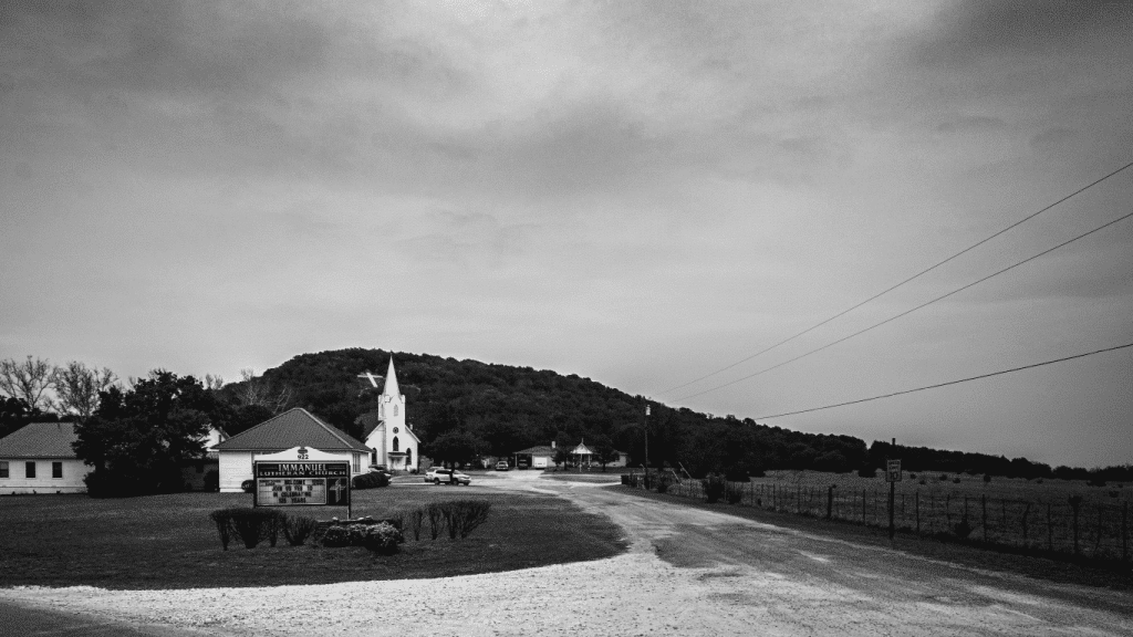 Immanuel Lutheran Church - Copperas Cove, Texas