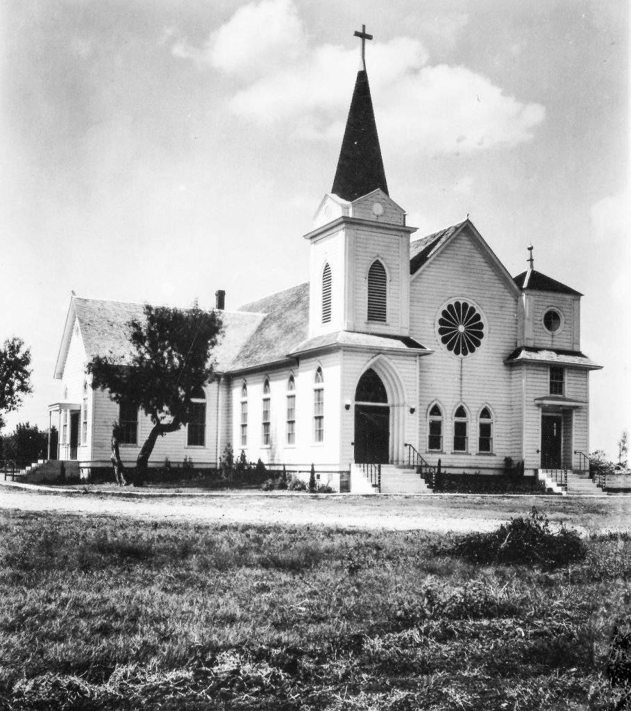 St. Paul's Lutheran Church - Thorndale, Texas