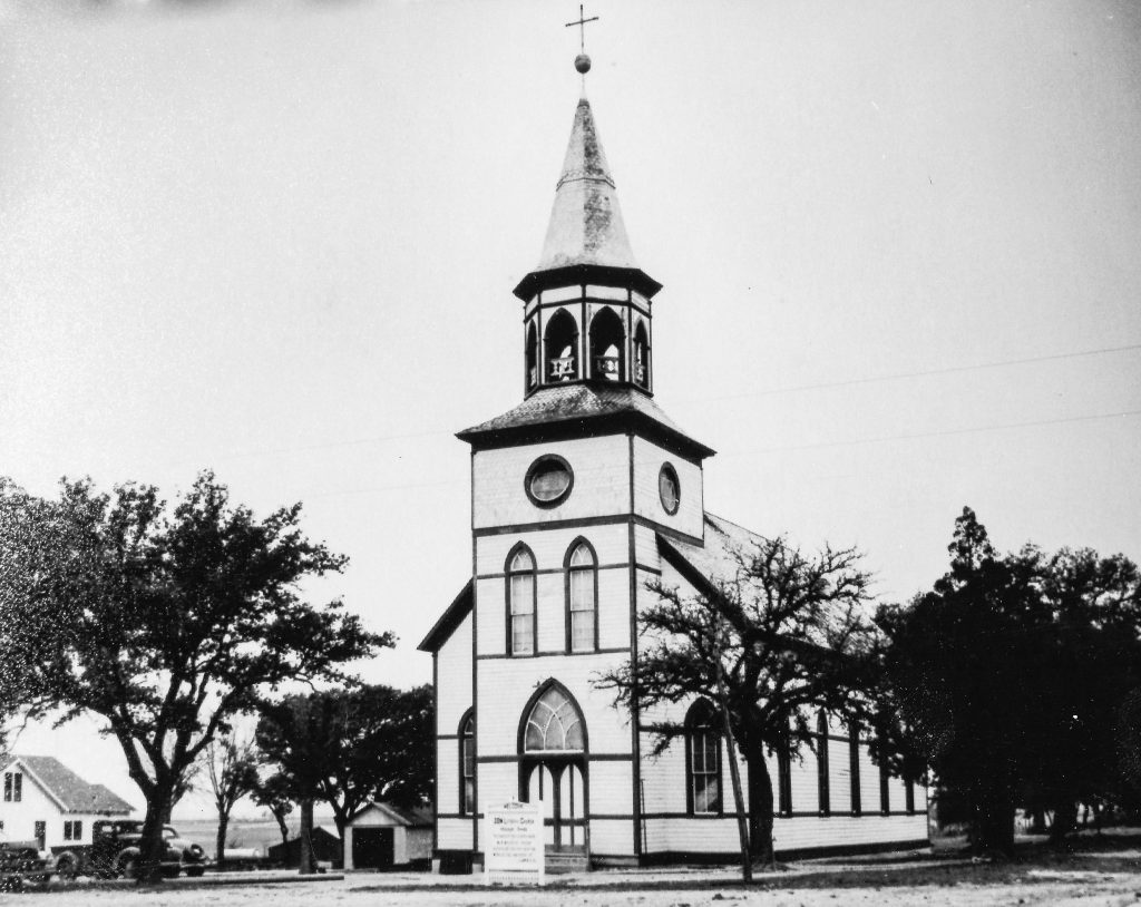 Zion Lutheran Church - Walburg, Texas