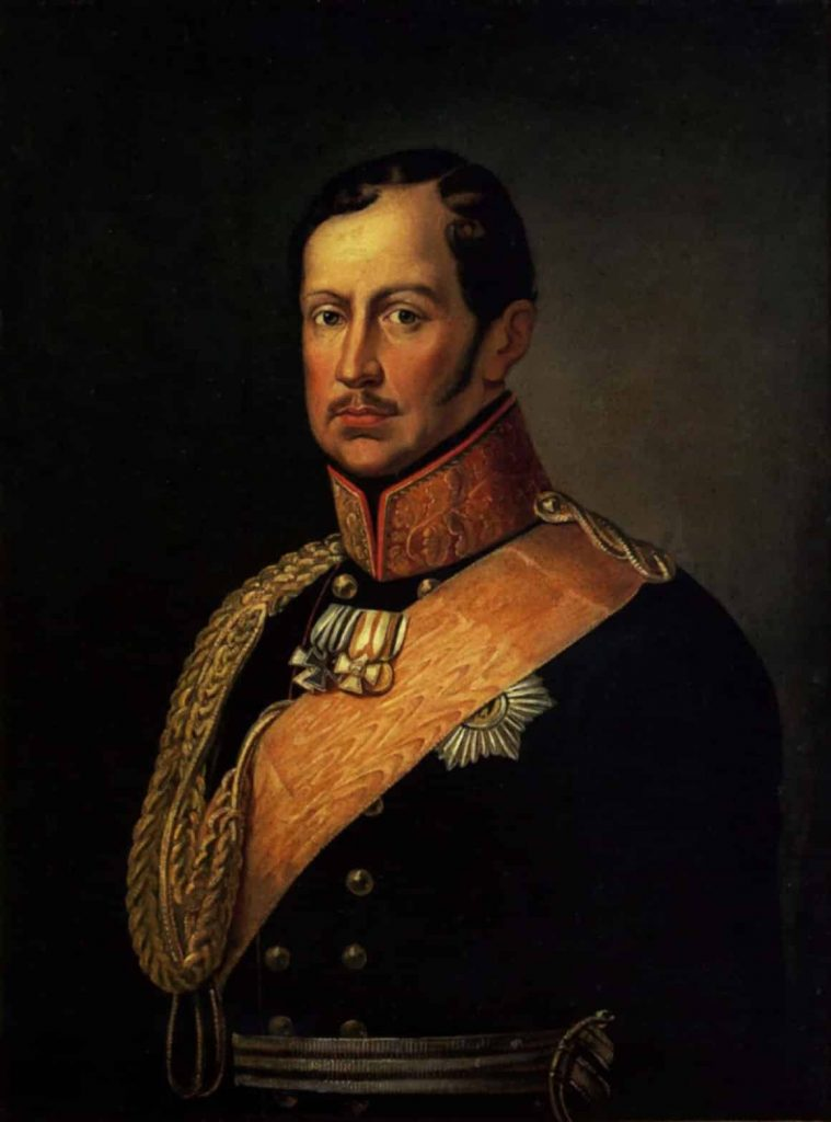 Friedrich Wilhelm III, King of Prussia